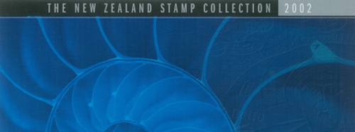 The New Zealand Collection 2002