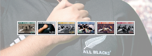 100 Years of New Zealand Test Rugby