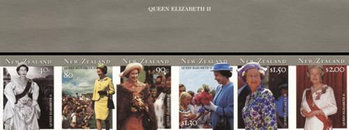 Stamp Rewards 2001