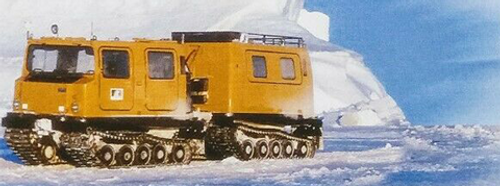 2000 Ross Dependency - Transport on Ice