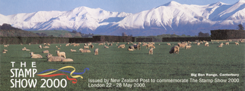 The Stamp Show 2000