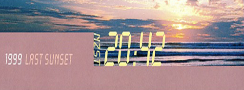 1999 Last Sunset