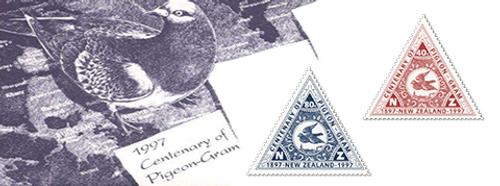 Centenary of Pigeon-gram