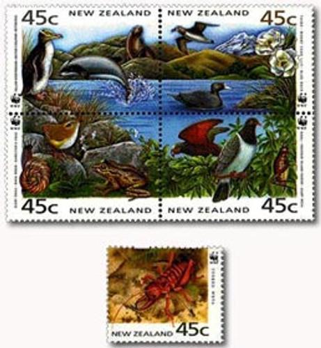 1993 World Wildlife Fund Conservation