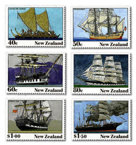 1990 Heritage - The Ships