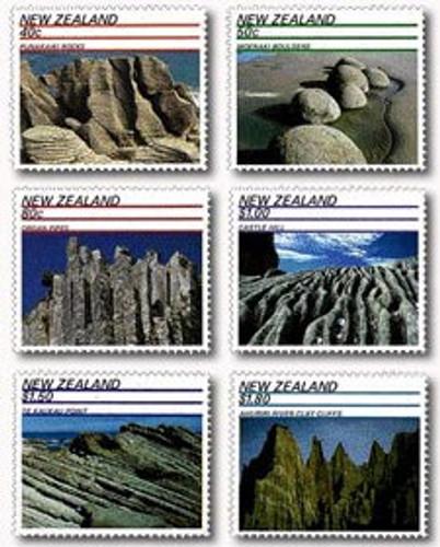 1991 Scenic Wonders