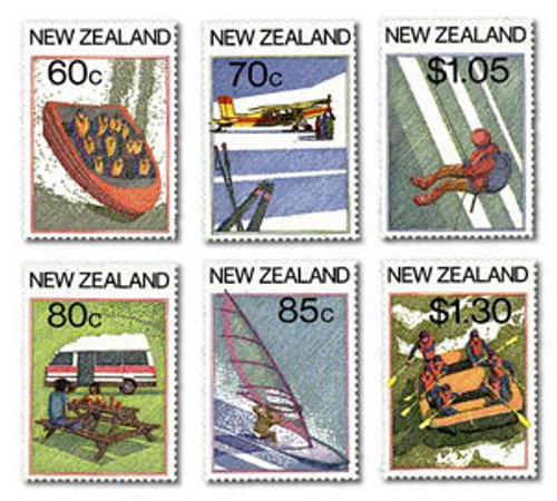 1987 Tourism in New Zealand