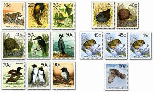 Bird Definitives