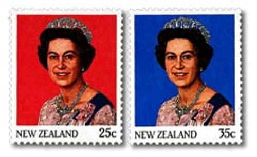 1985 Royal Definitives