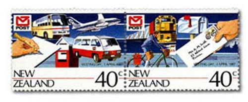 New Zealand Post - Vesting Day