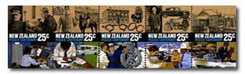 Centenary of New Zealand Police