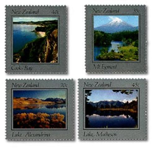 1983 Scenic - Beautiful New Zealand