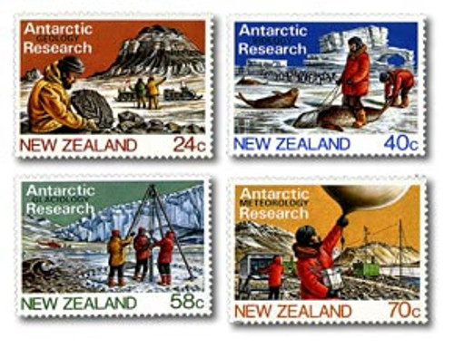 N.Z. Involvement in Antarctic