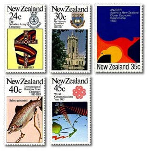 1983 Commemorative - Anniversaries