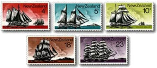 Vintage Transport - Sailing Ships