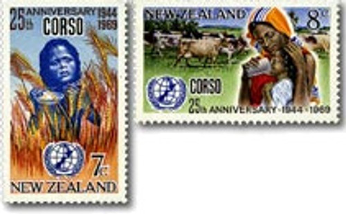 Corso (Committee for Relief Services Overseas) - 25th Anniversary