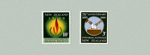 75th Anniversary Universal Suffrage/Human Rights