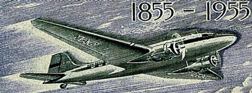 1955 Stamp Centennial
