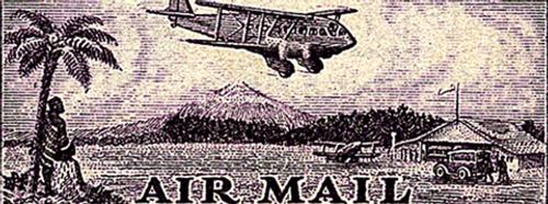 1935 Airmail