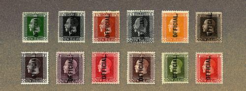 King George V Officials