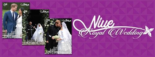 Niue 2018 Royal Wedding