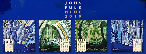 John Pule Niue