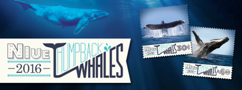Niue 2016 Humpback Whales
