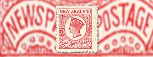 Newspaper Stamp