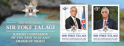 The Honourable Sir Toke Talagi