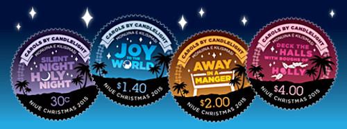 2015 Niue Christmas