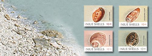 Niue Shells 2012