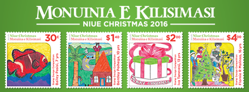 Niue Christmas 2016 - Stamp Design Competition