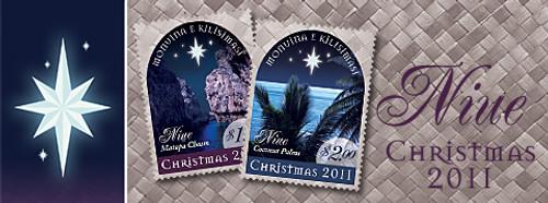 Niue Christmas 2011