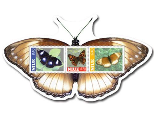 2010 Niue Butterflies
