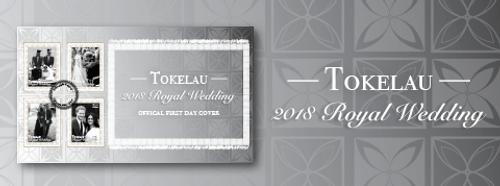Tokelau 2018 Royal Wedding