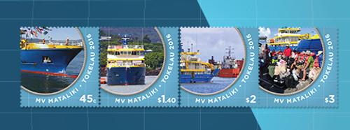 MV Mataliki Tokelau 2016