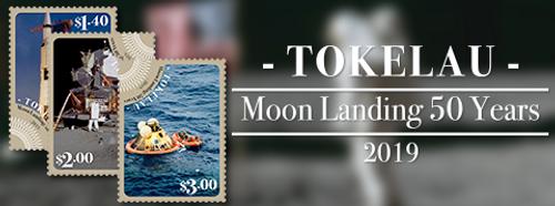 Tokelau Moon Landing 50 Years