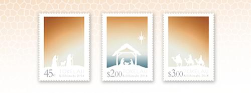 Tokelau Christmas 2014