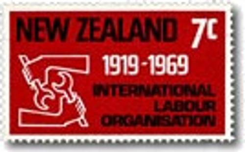 50th Anniversary International Labour Organisation