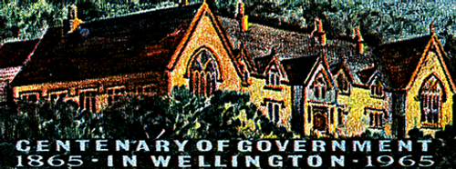 Centenary of Government in Wellington
