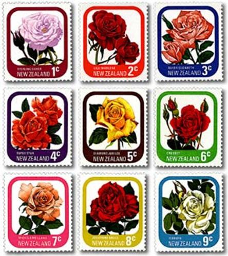 Rose Definitives