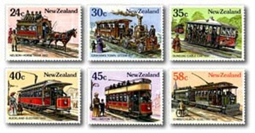 1985 Vintage Transport - Trams