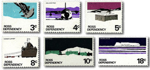 Ross Dependency - Pictorials