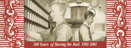 100 Years of Moving the Mail