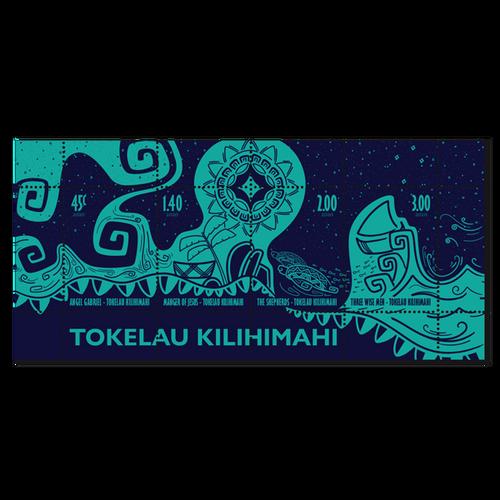 2020 Tokelau Kilihimahi Cancelled Miniature Sheet