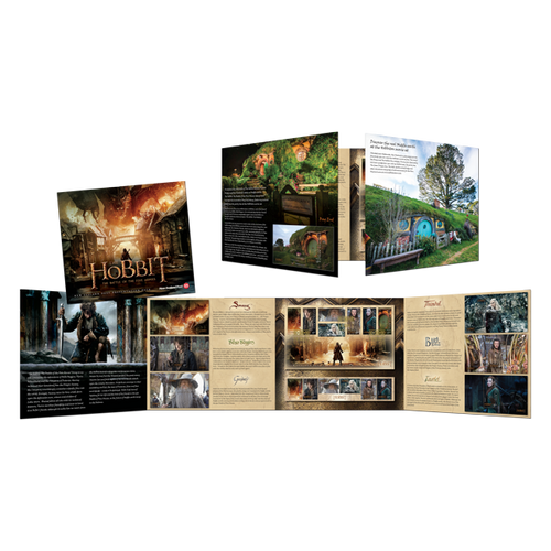 The Hobbit: The Battle of the Five Armies Presentation Pack