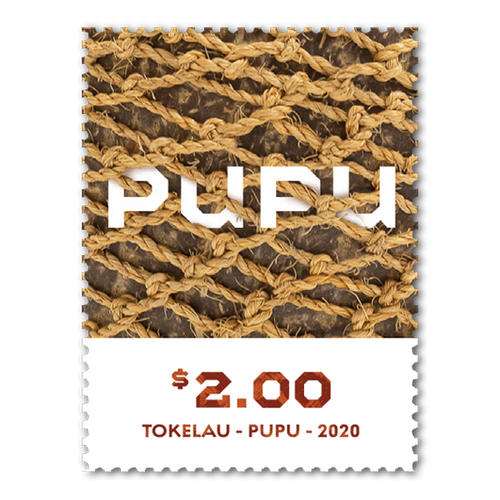 Tokelau Weaving 2020 $2.00 Stamp