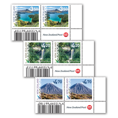 2020 Scenic Definitives Set of Logo Blocks