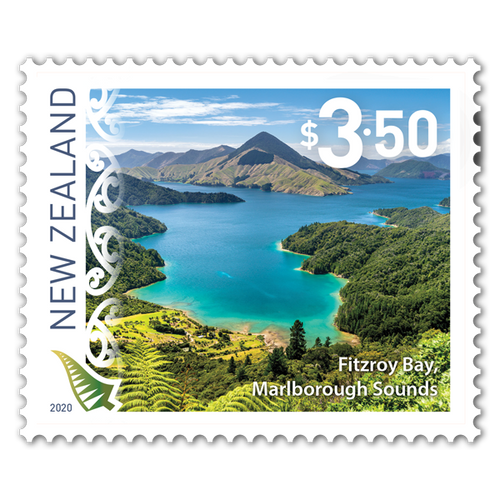 2020 Scenic Definitives $3.50 Stamp