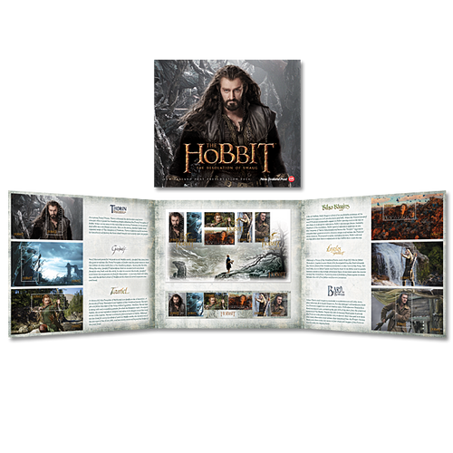 The Hobbit: The Desolation of Smaug Presentation Pack